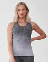 Ladies´ Seamless Fade Out Vest