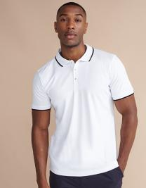 Men´s HiCool® Tipped Polo Shirt