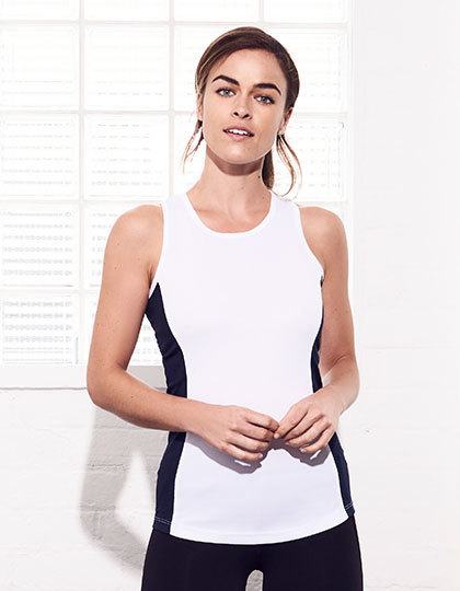 Women´s Cool Contrast Vest